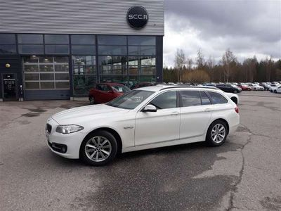 käytetty BMW 518 518 F11 Touring d A Business Exclusive Edition Bi-Xenon, Nahat, Urh.ist., Tutkat, Sähk.koukku.