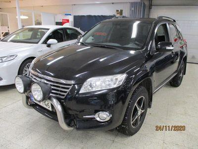 käytetty Toyota RAV4 2,2 D-4D 4WD 150 Luxury