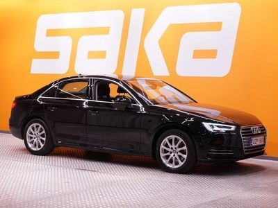 käytetty Audi A4 Sedan Business Sport 2,0 TFSI 140 kW S tronic ** Digimittaristo / 1-omistaja / Navi / Sporttipenkit