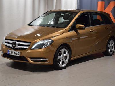 käytetty Mercedes B200 BE A