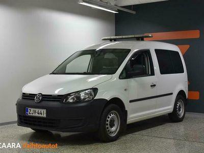 käytetty VW Caddy umpipakettiauto 1,6 TDI 75kW **ALV **