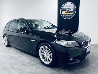 käytetty BMW 530 dA F11 LCI TOURING M-SPORT **2X ALUT, HUD, PROF. NAVI & KORKO 1,99%**