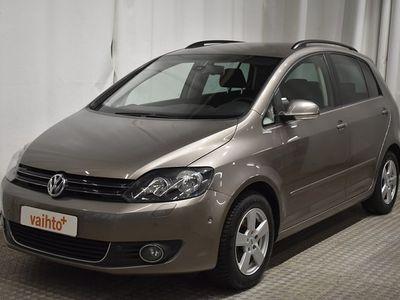 käytetty VW Golf Plus Comfortline 1,4 TSI 90 kW (122 hv) DSG-automaatti // Lohkolämmitin / Huoltokirja //