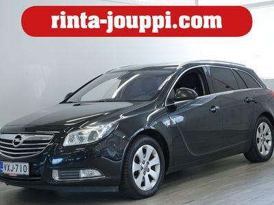 käytetty Opel Insignia Sports Tourer Black&White Edition 2,0 CDTI Ecotec 118kW AT6 - Webasto, Vetokoukku, Xenon