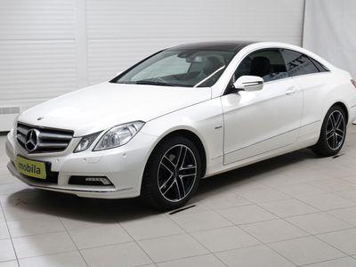 käytetty Mercedes E250 CGI BE Elegance Coupé A