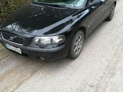 käytetty Volvo S60 2.4 pensa