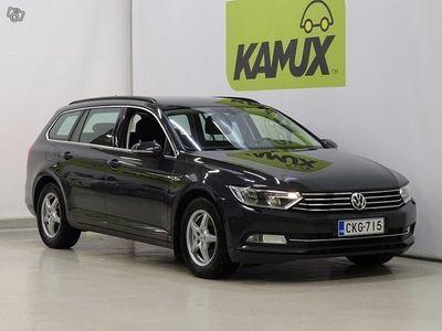 käytetty VW Passat Variant Comfortline 1,6 TDI 88 kW (120 hv) DSG-automaatti // SIS.ALV / 1-OMISTAJA / JUURI HUOLLETU /