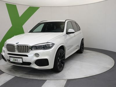 käytetty BMW X5 F15 xDrive40e A M-SPORT Exclusive Pearl White Edt (MY16) *HALLOWEEN KAMPPIX!* KORKO alk.0,99%!!* NAAPURINA JÄÄKAR...