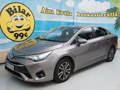 käytetty Toyota Avensis 1,8 Valvematic Active Sedan Multidrive S - *HULLU 0% KORKO!*