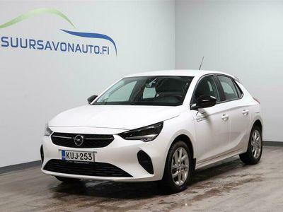 käytetty Opel Corsa 5-ov Edition 100 Turbo A VALMIINA AJOON -PAKETTI - LEDIT / KAMERA / 7 INFOTAINMENT