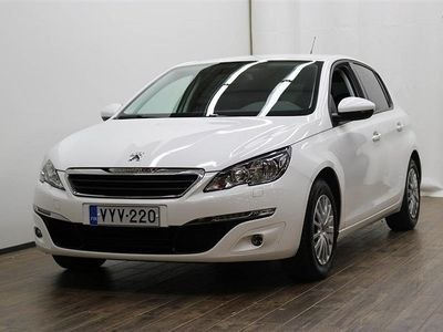 käytetty Peugeot 308 Active PureTech 130 **** Korko 0,99% + min. 1500 EUR takuuhyvitys ****