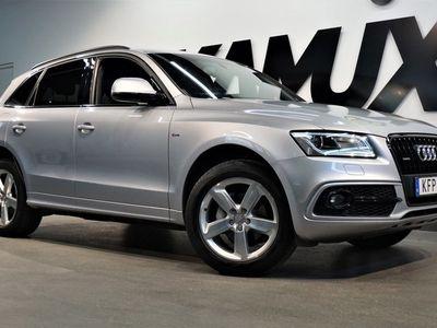 käytetty Audi Q5 2,0 TDI Quattro S-line Vetokoukku 190hv