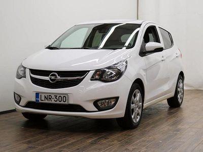käytetty Opel Karl 5-ov Enjoy 1,0 Ecotec 55kW MT5 **** Korko 0,99% + min. 1500 EUR takuuhyvitys ****