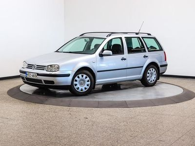 käytetty VW Golf 1.4 Firstline Variant