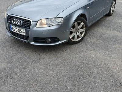 käytetty Audi A4 Avant 1.9TDI S-line