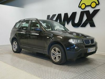 käytetty BMW X3 E83 SAV