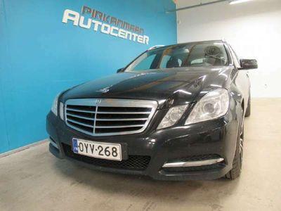 käytetty Mercedes E250 CDI 204hv Aut. Avantgarde Farmari *SUOMIAUTO*