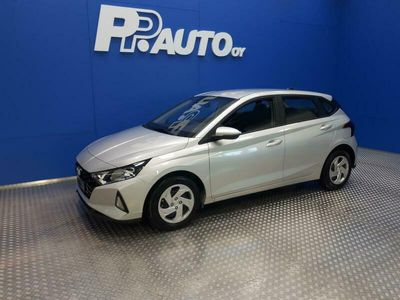käytetty Hyundai i20 Hatchback 1,0 T-GDI 100 hv 7-DCT Fresh - **Automaatti veloituksetta etus 1400e - *5000€:sta S-bonusta Korko 0%
