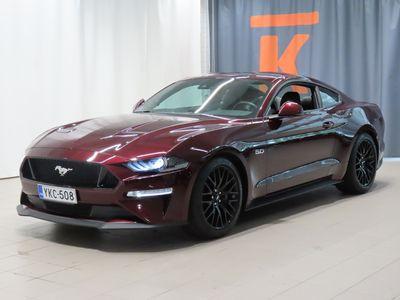 käytetty Ford Mustang GT 5,0 V8 450hv A10 Fastback *Suomi-auto, peruutuskamera, ilmastoidut istuimet*