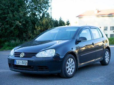 käytetty VW Golf 2.0 Tdi 4motion