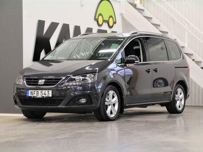 käytetty Seat Alhambra 2,0 TDi 4Drive | 7-paikkainen | Vetokoukku | Webasto