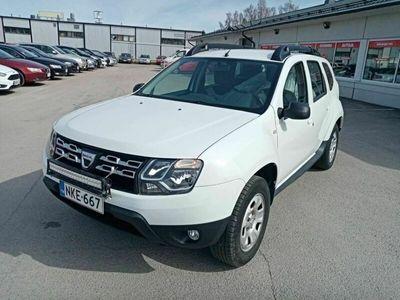 """käytetty Dacia Duster dCi 110 S&S 4x4 Laureate - 4.7 l/100km. Haluttu webastolämmin """"talousihme"""" 4-veto Laureate herkuilla !"""
