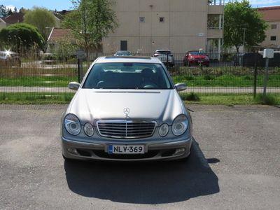 käytetty Mercedes E320 EElegance