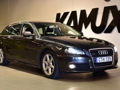 käytetty Audi A4 2.0 TDI Avant Q 170hv   Vetokoukku