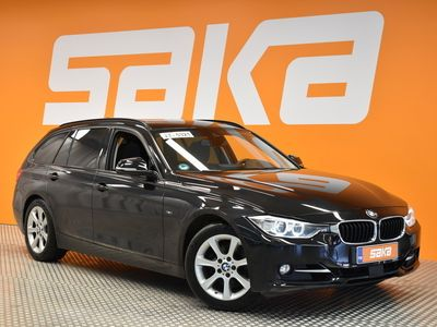 käytetty BMW 330 TwinPower Turbo A F31 Touring ** Proffanavi / Panorama / Nahkasportit / Tulossa, kysy lisää 0207032618! **