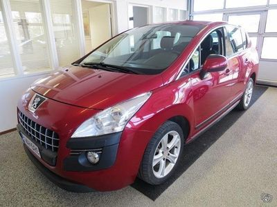 used Peugeot 3008