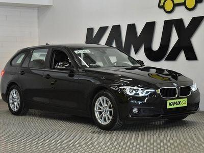 käytetty BMW 320 320 F31 Touring d A xDrive Business ** NELIVETO, SPORTTIPENKIT, NAHKAVERHOILU **