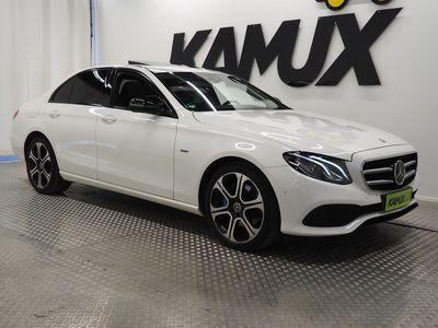 käytetty Mercedes E350 EAvantgarde 2.0 155KW AT9 E6 / Huippu varusteet / Adapt. vakkari / Katveavustin / Sähköinen koukku /