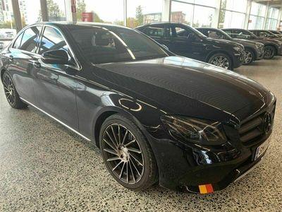 käytetty Mercedes E220 A Premium Business *** 6kk korotonta!, J. kotiintoimitus