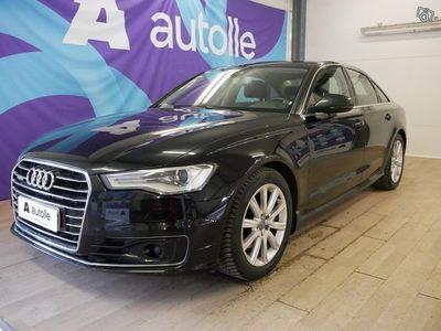 käytetty Audi A6 *FACELIFT*Sedan Land of q E 3,0 V6 TDI 160 S tronic Tarkastettuna, Rahoituksella, Kotiin toimitettun