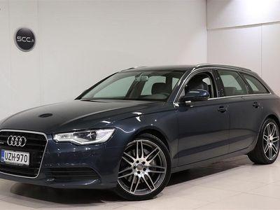 käytetty Audi A6 Avant 3,0 V6 TDI Biturbo 230 kW quattro tiptronic, Nahkaverhoilu, Mukavuusistuimet, MMI Navigointi