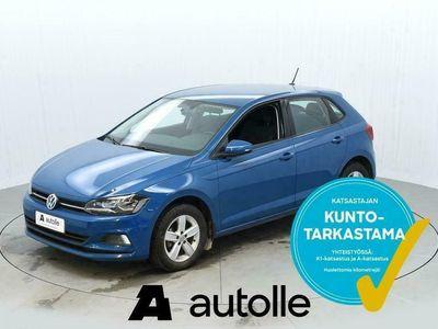 käytetty VW Polo *KOTIINTOIMITUS* Comfortline 1,0 TSI 70 kW (95 hv). Tarkastettuna, Rahoituksella, Kotiin toimitettuna!
