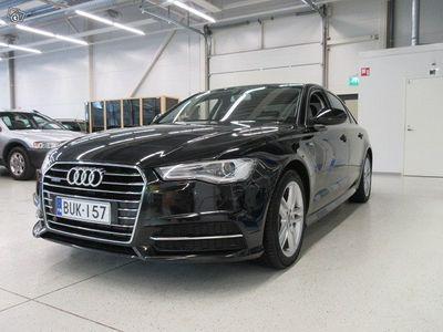 käytetty Audi A6 SEDAN BUSINESS SPORT 3.0 V6 TDI 160 KW QUATTRO S T