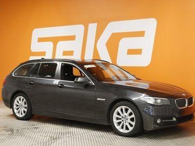 käytetty BMW 520 520 F11 Touring d A xDrive Business ### NORMAL FRIDAY -hinta! ###** Sporttinahat / Webasto / HIENO **