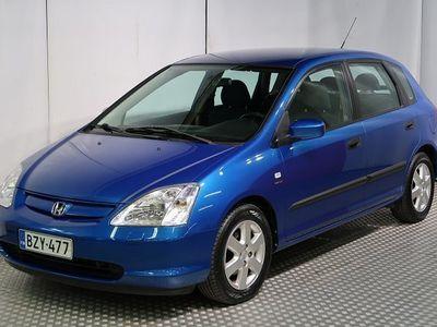 käytetty Honda Civic 1,6i LS 5d