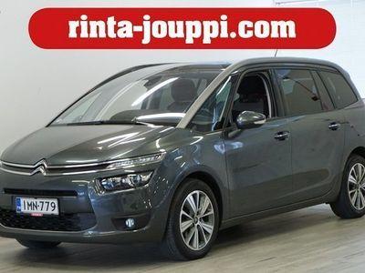 käytetty Citroën Grand C4 Picasso BlueHDi 120 Intensive Business A - 7-paikkainen, Suomiauto, Panoramakatto