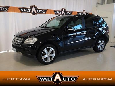 käytetty Mercedes ML280 CDI 4matic 5d A