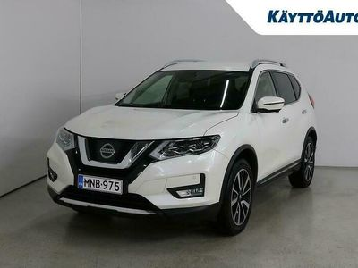 käytetty Nissan X-Trail dCi 177 Business 360 4WD Xtronic 5 seats