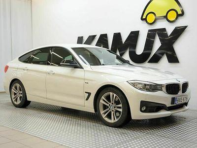 käytetty BMW 330 Gran Turismo F34 TwinPower Turbo xDrive SportLine / Pro.navi / Sport-Nahkapenkit / Sähköpenkit / Peruutuskamera ...
