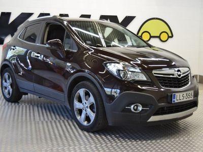 käytetty Opel Mokka Cosmo 1,4T Start/Stop 4x4 140hv **LOHKOLÄMMITIN**ILMASTOINTI**KOUKKU**