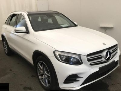 käytetty Mercedes GLC250 d 9G-TRONIC 4MATIC*AMG LINE*PANOR*WEBASTO*DYNAMIC LED*PERUUTUSK.*YMS!!