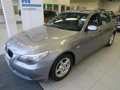 käytetty BMW 520 E60 A