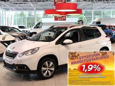 käytetty Peugeot 2008 Vision VTi 82