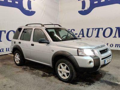 käytetty Land Rover Freelander 2.0 Td4 Autom. / Hieno Automaatti / Kalastajamallin lantikka / Vaihto ja Rahoitus /