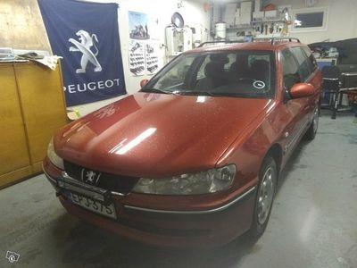 käytetty Peugeot 406 farmari 2,0 HDi Webastolla