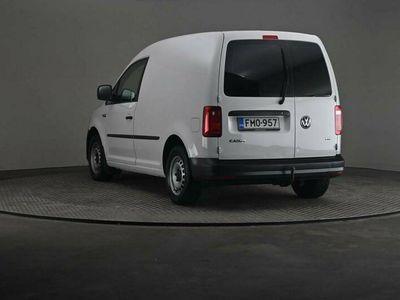 käytetty VW Caddy umpipa 2,0 TDI 55 PRO -Hyllyt, Vanerointi, Koukku-